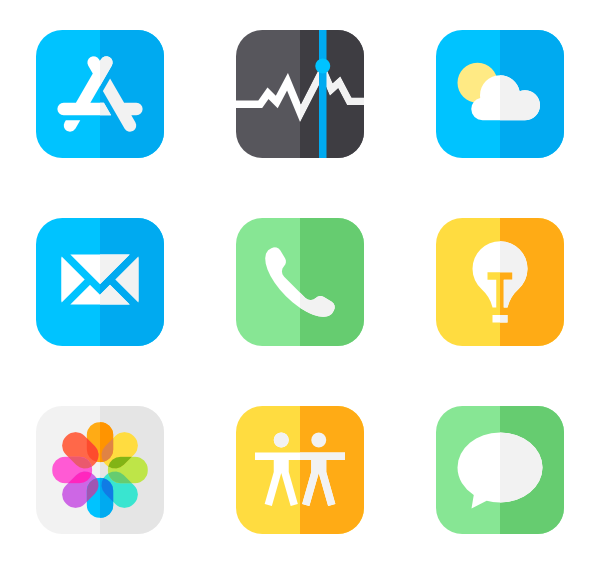 600x564 56 Iphone Icon Packs