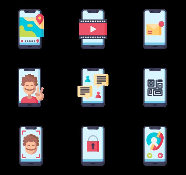 600x564 Iphone Icons