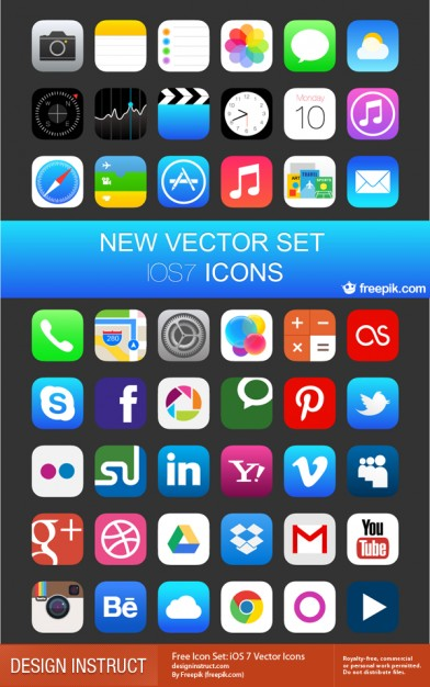 Iphone Icon Vector Free