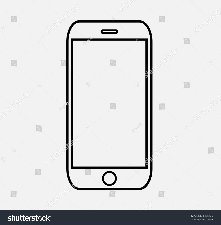 1500x1525 Free Iphone Icon Vectors 71924 Download Iphone Icon Vectors