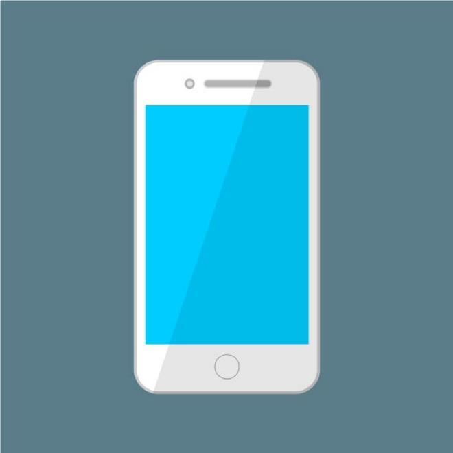 660x660 Iphone Vector Graphics