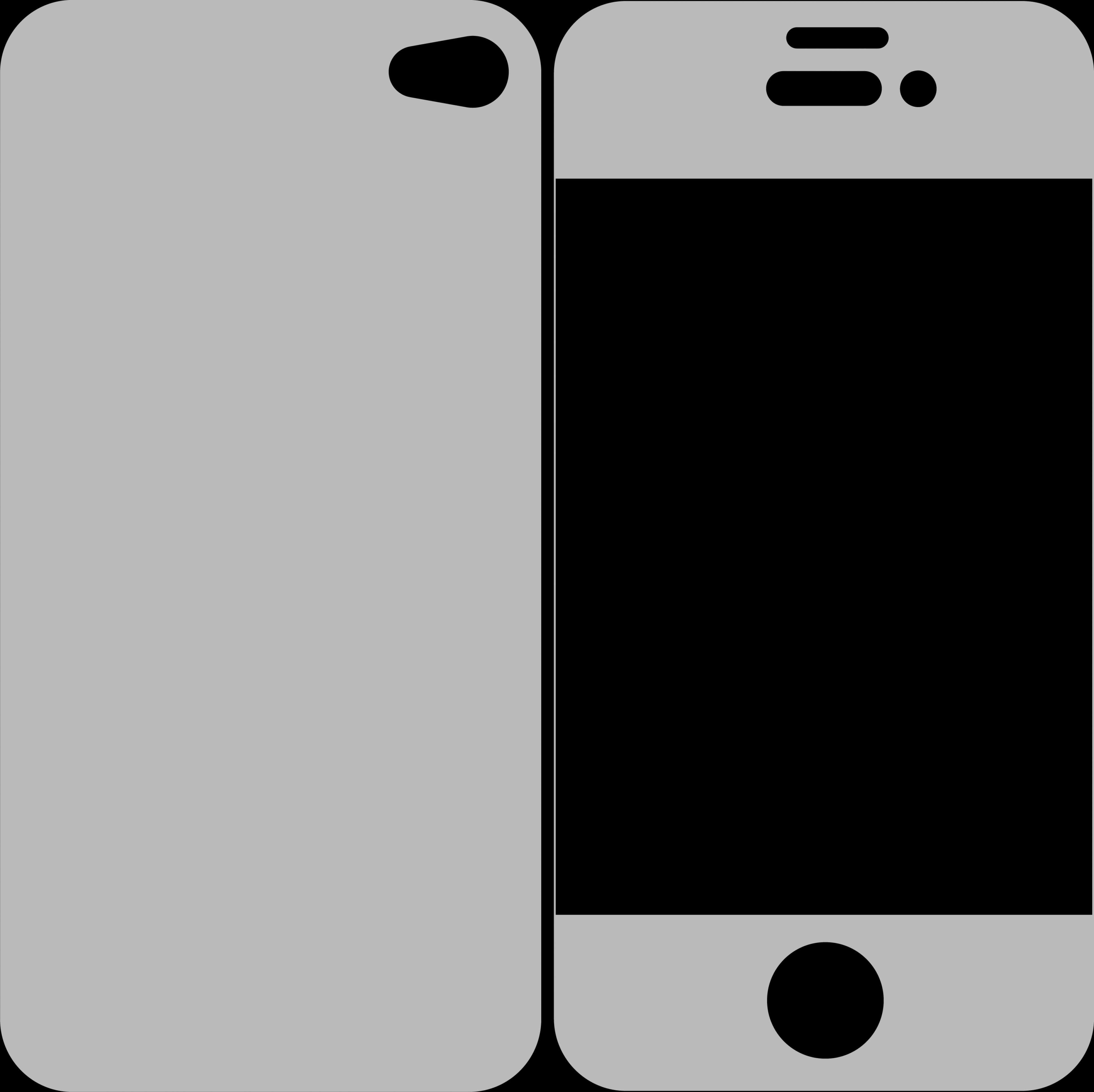 3871x3867 Images Of Iphone Vector Template Download Lazttweet