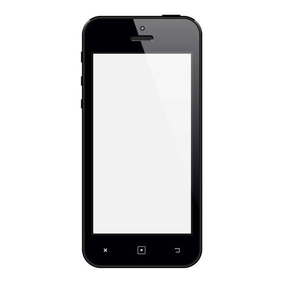 570x570 Vector Iphone