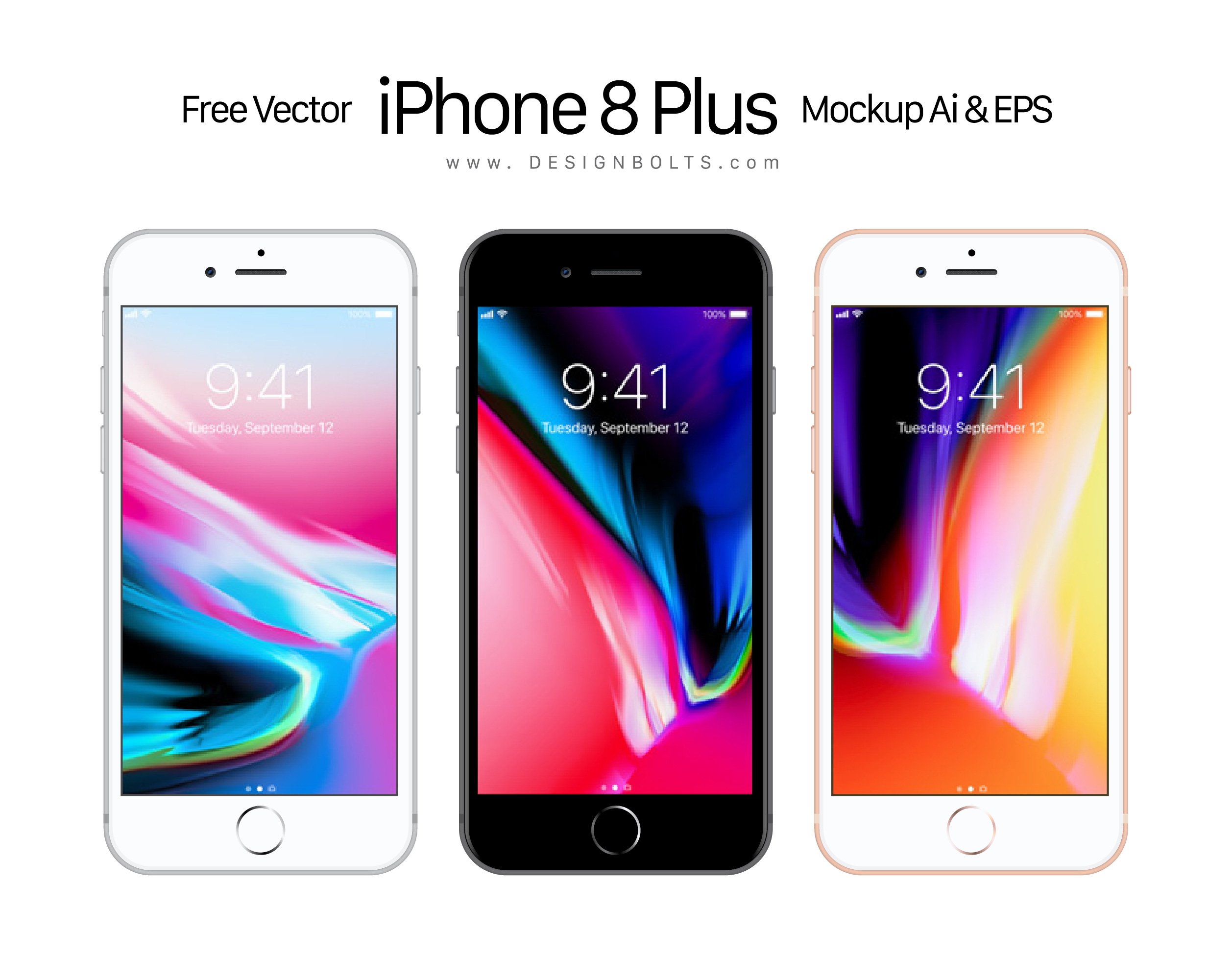 2515x1997 Free Vector Apple Iphone 8 Plus Mockup Ai Amp Eps