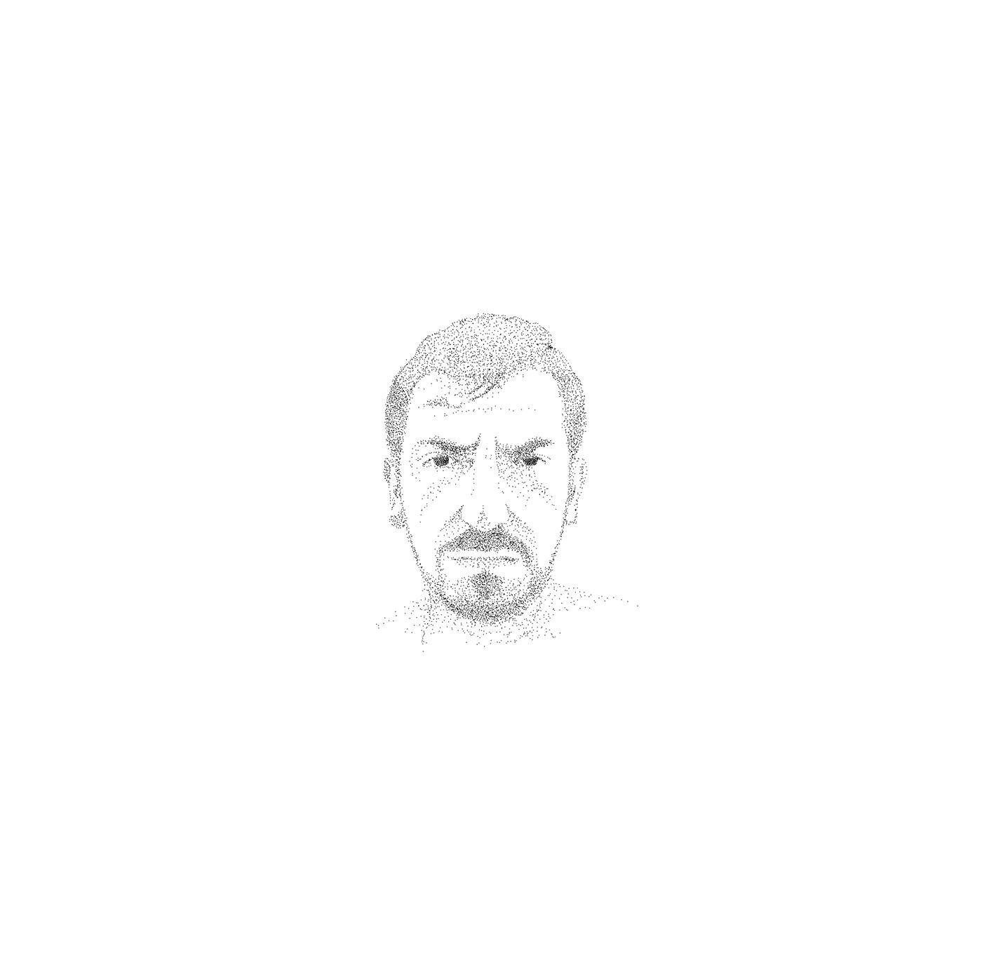 1400x1382 Self Portrait Adobe Draw Iphone Vector Art On Behance