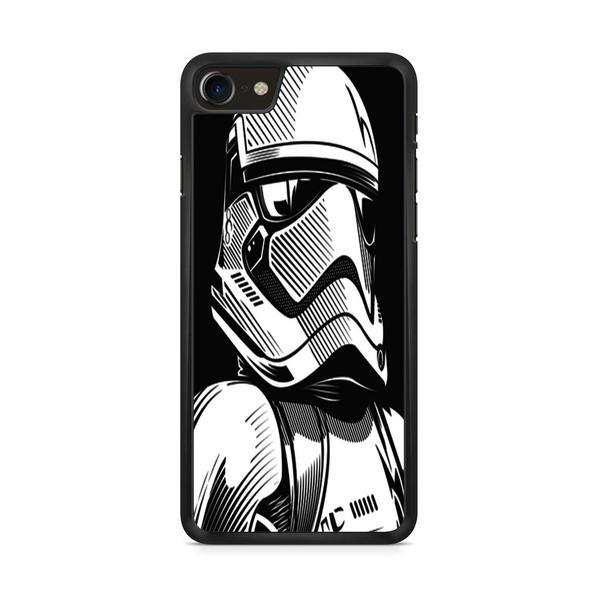 600x600 Star Wars Stormtrooper Vector Art Iphone 8 Case Eternalcase