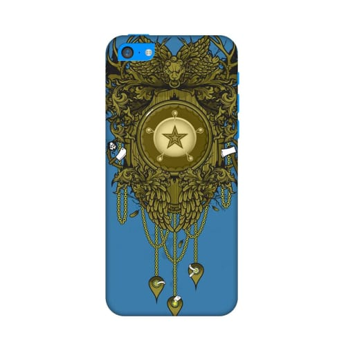 500x500 Wowobjects Victorian Lock Vector Art Designer Cover For Apple
