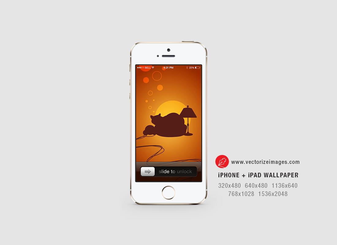 1100x800 Cute Iphone Background