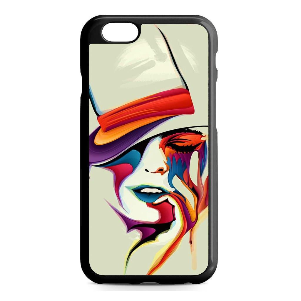 1024x1024 Face Vector Art Iphone 66s Case