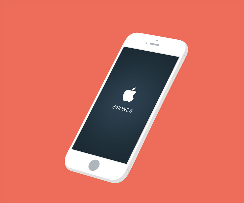 Iphone Vector Free