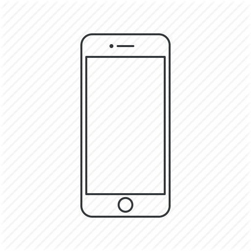 Iphone Vector Png