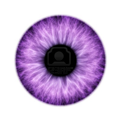 400x400 Iris Clipart Eye Vector