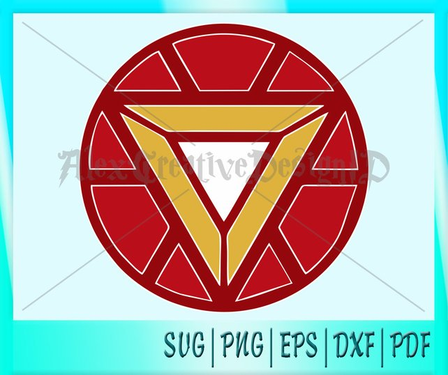 642x538 Iron Man Logo Svg Superhero Svgironman Clip Art Iron Man Etsy
