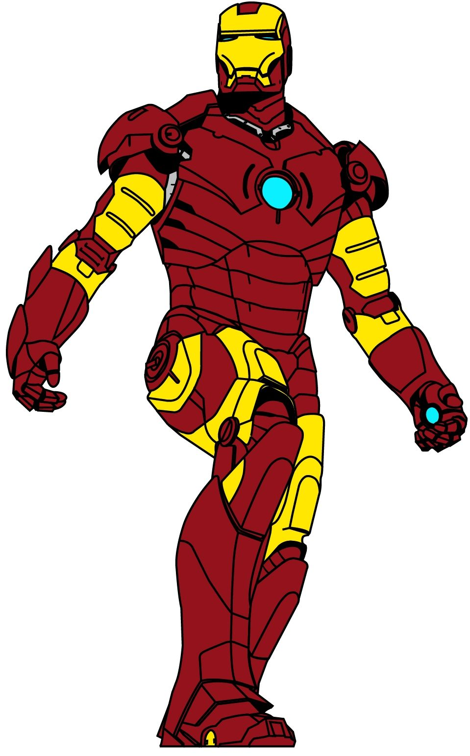 959x1542 Iron Man Logo [Pdf] Vector Eps Free Download, Logo, Icons, Brand