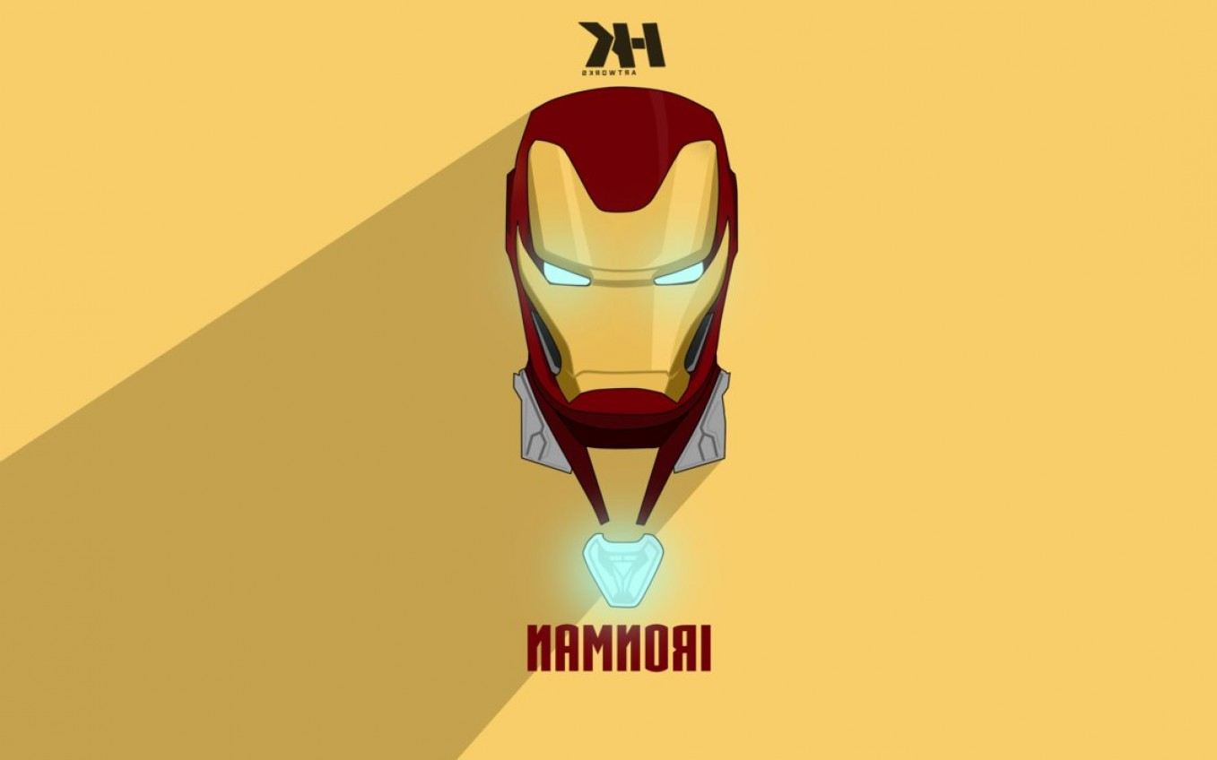 1357x848 Iron Man New Suit Vector Arenawp