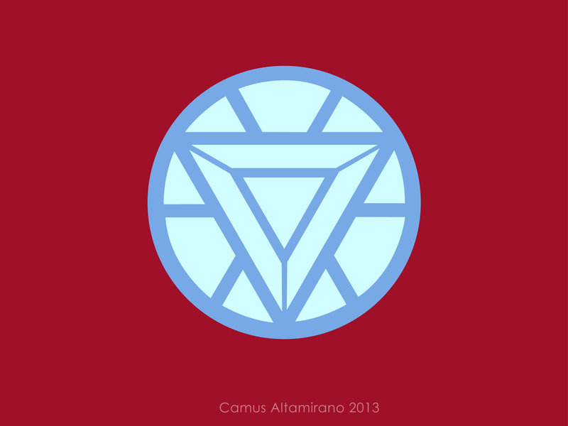 Iron Man Logo Vector at GetDrawings com | Free for personal