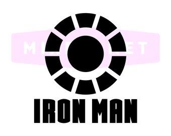 340x270 Ironman Silhouette Etsy