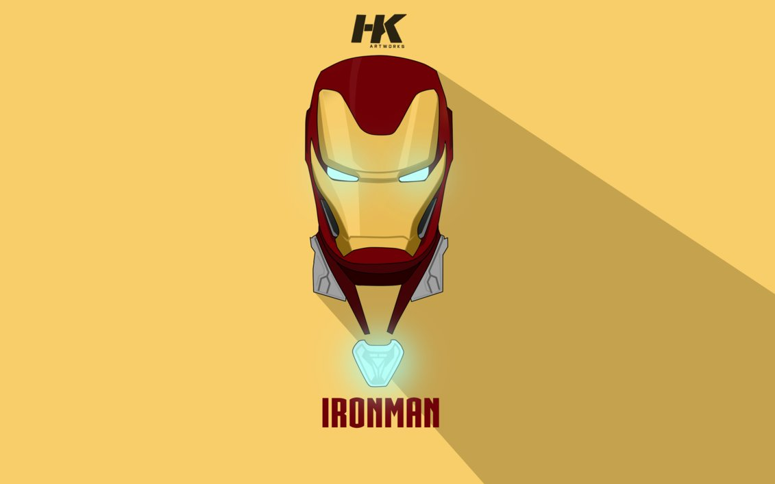 1131x707 Iron Man New Suit Vector By Hkartworks99