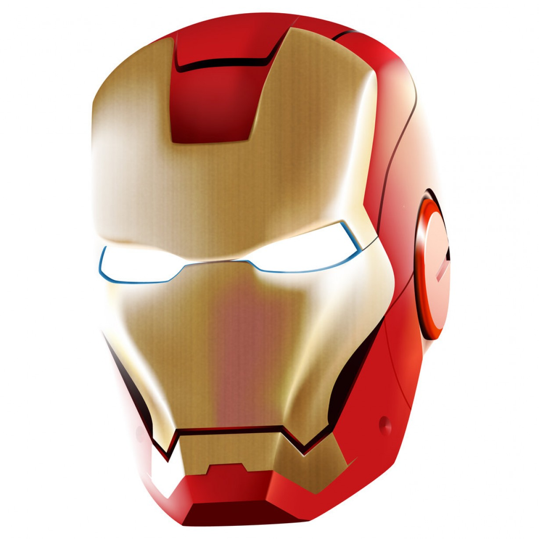 1228x1228 Iron Man Mask Vector Art Geekchicpro