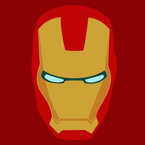 600x600 Iron Man By Triasfak