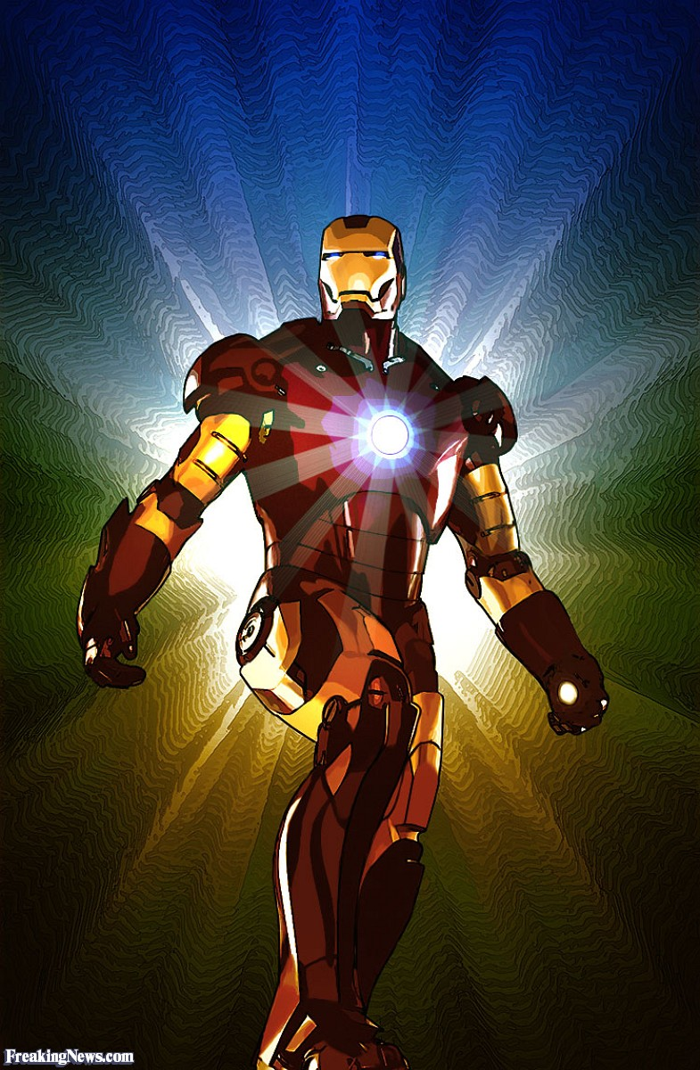 785x1200 Iron Man Vector Art Pictures