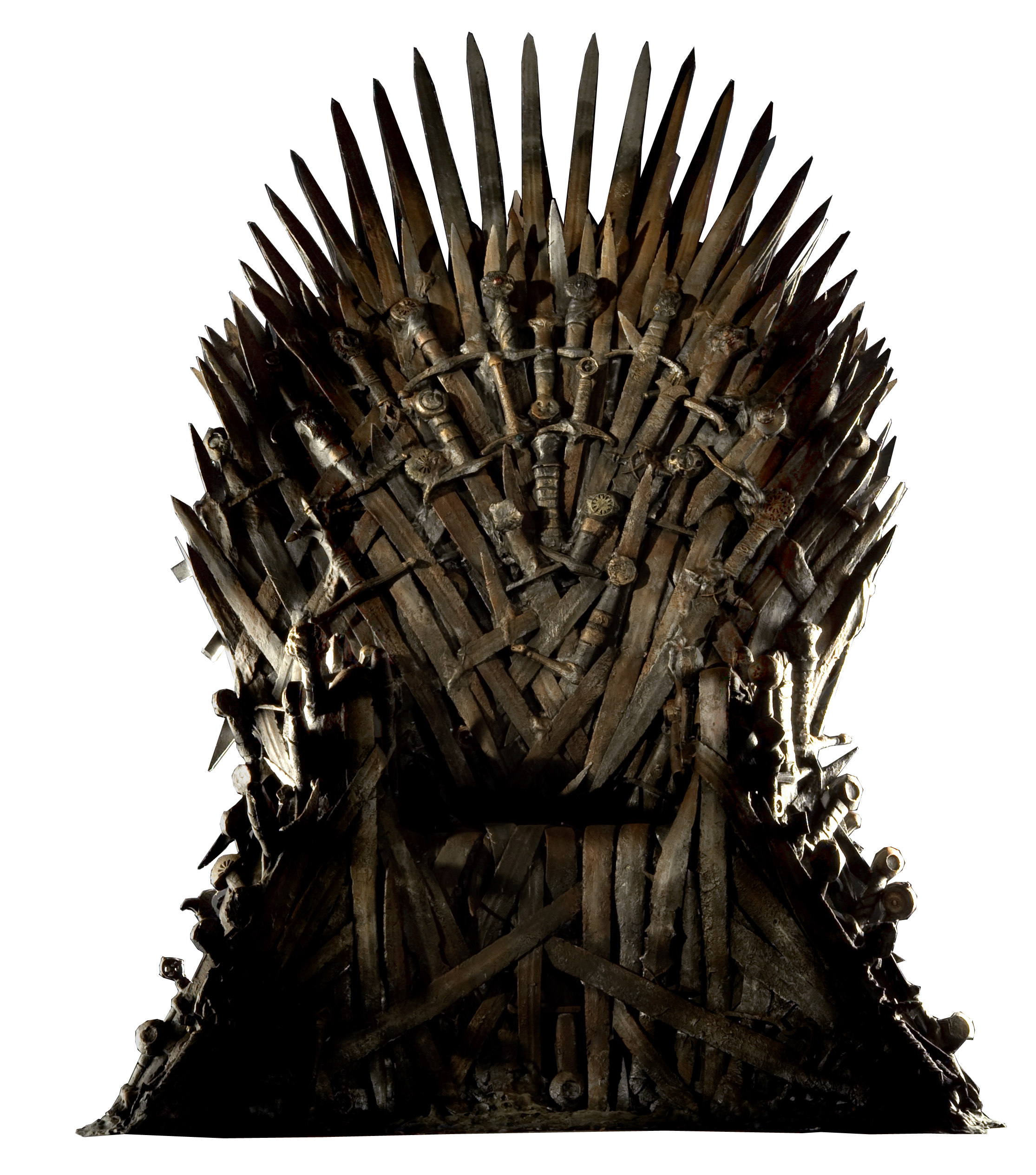 Iron Throne Vector