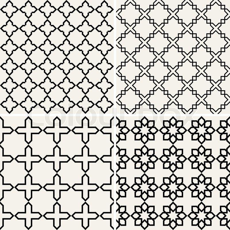Islamic Design Vector