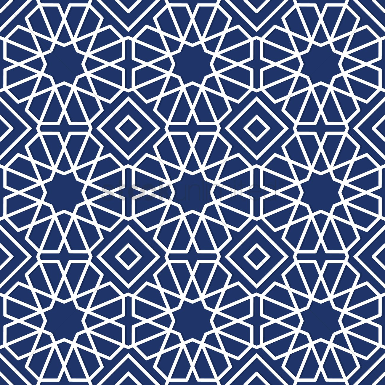 Islamic Geometric Patterns Vector at GetDrawings com | Free for
