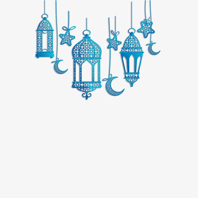 650x651 Islamic Lantern Decorations, Ramadan, The Koran, Islamic Vector