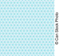 191x179 Isometric Grid Paper. Seamless Pattern. Square Grid Background.
