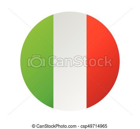 450x413 Italian Flag Clip Art Vector
