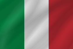 250x167 Italy Flag Vector