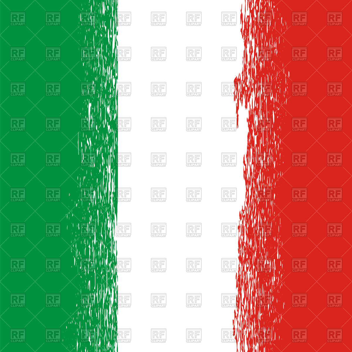 1200x1200 Grunge Italy Flag Vector Image Vector Artwork Of Backgrounds