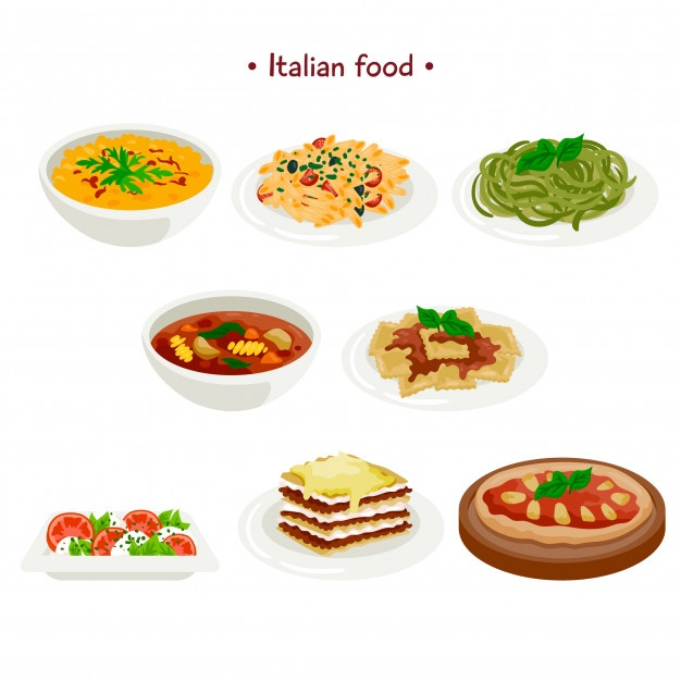 626x626 Italian Food Vectors, Photos And Psd Files Free Download