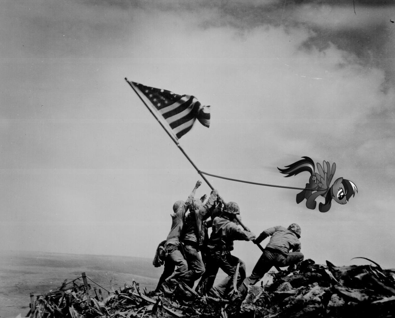 Iwo Jima Vector