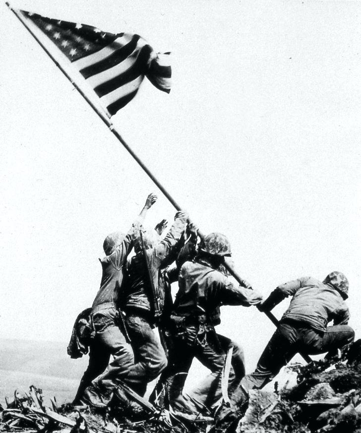 728x873 Casual Iwo Jima Silhouette M4485927 Iwo Jima Memorial Silhouette
