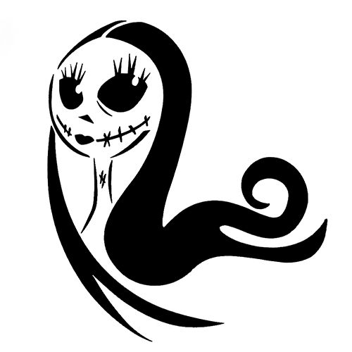 Jack And Sally Vector At Getdrawings Free Download