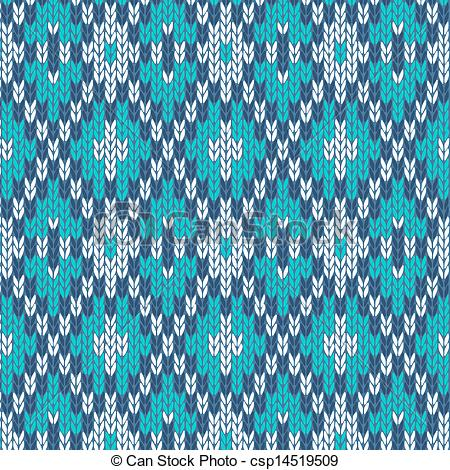 450x470 Jacquard Ornament Texture. Seamless Knitted Pattern. Style Knit