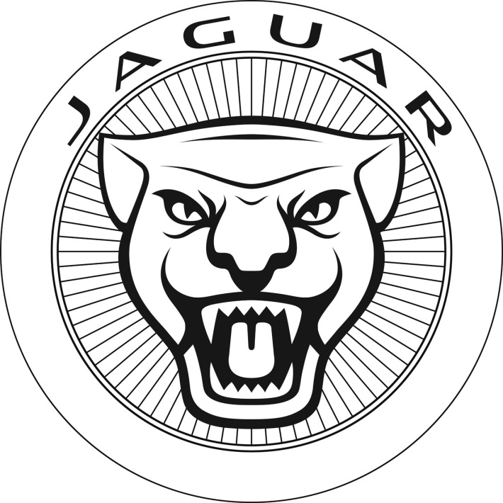 Jaguar Logo Vector At Getdrawings Com