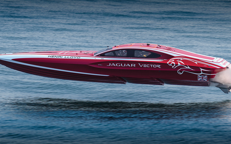 800x500 Jaguar Vector Racing