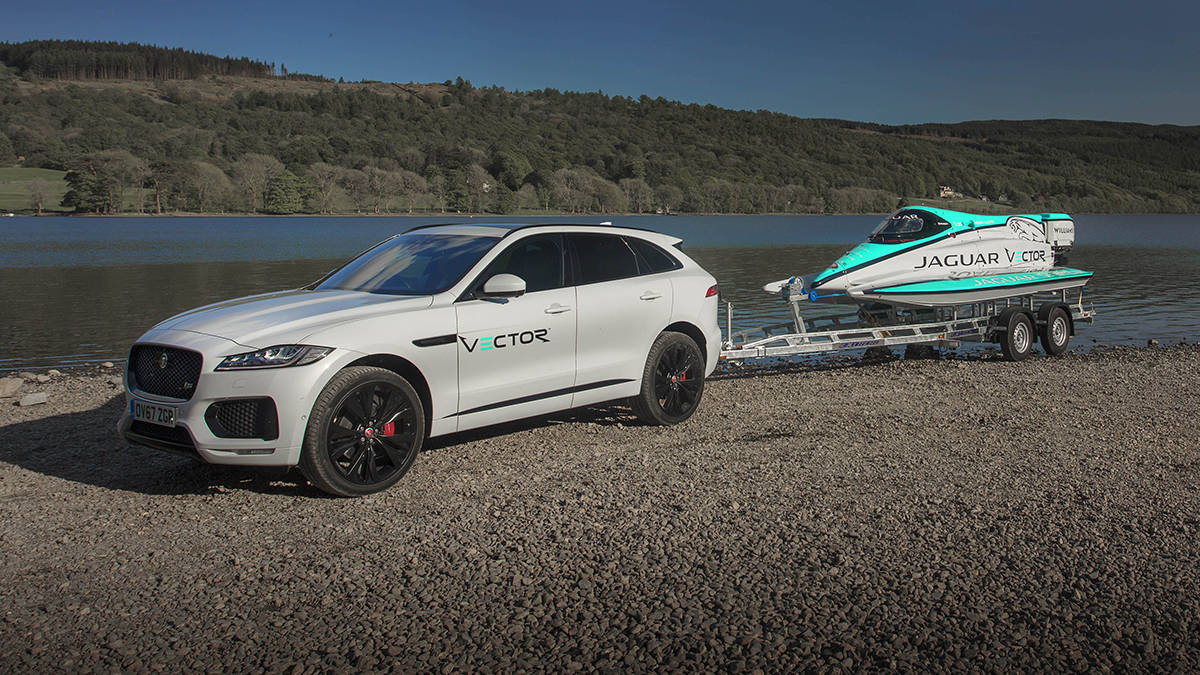 1200x675 Video Jaguar Vector Racing Electric Motorboat Record Autoweek