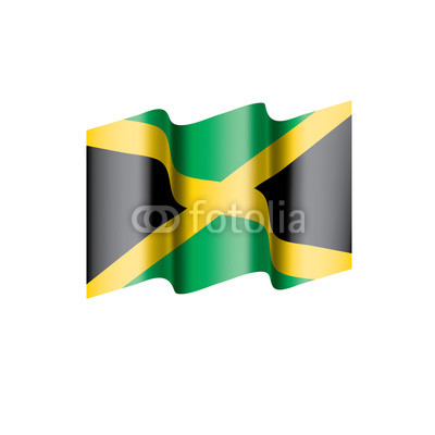 400x400 Jamaica Flag, Vector Illustration Buy Photos Ap Images