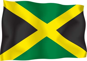 350x249 Free Download Of Jamaica Flag Vector Vector Graphic
