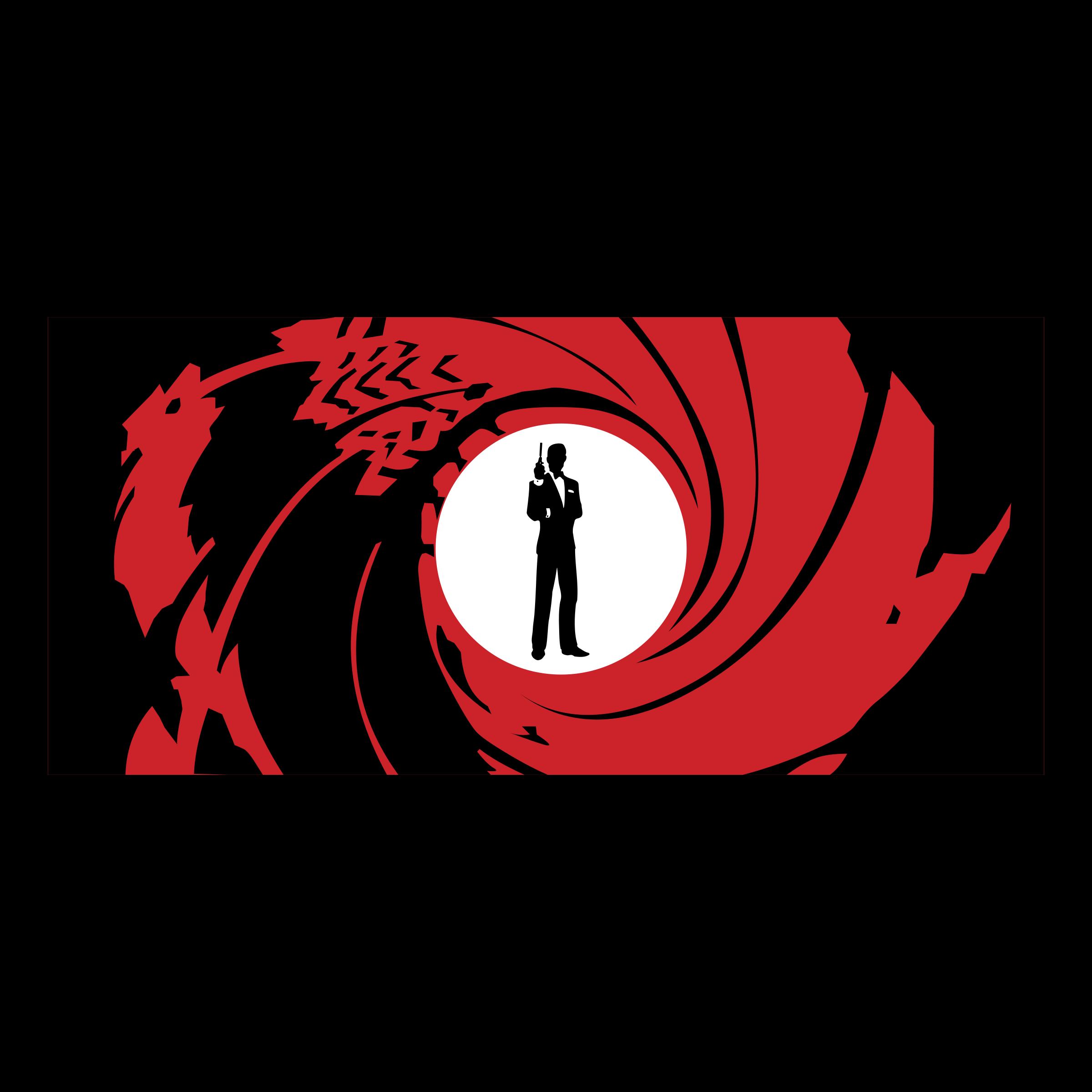 2400x2400 James Bond 007 Logo Png Transparent Amp Svg Vector