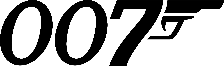 3077x910 James Bond Logos