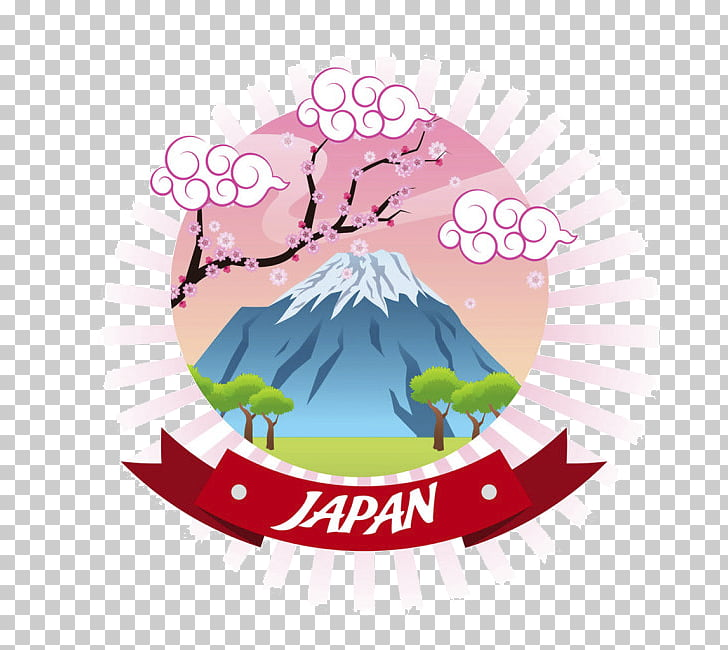 728x650 Japan Euclidean , Mount Fuji, Japan Material Png Clipart Free