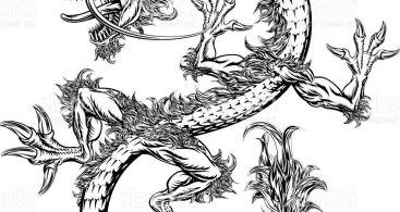 367x195 Japanese Flying Dragon Vector Free Vector Art, Images, Graphics
