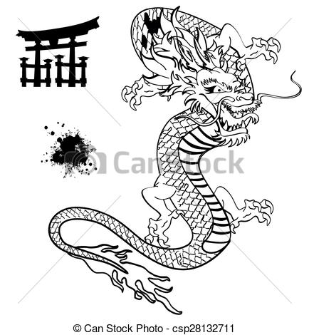 434x470 Japanese Dragon Tattoo Tshirt7. Japanese Dragon Tattoo Tshirt In