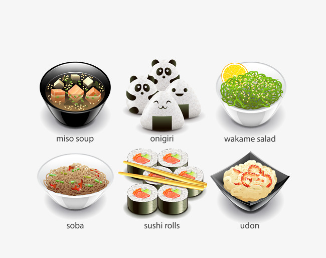 650x514 Japanese Food Download, Food Vector, Ai, White Png And Vector For