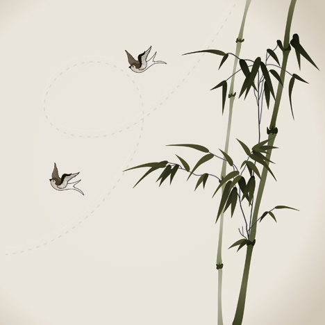 468x468 Free Download Of Bamboo Vector Graphics And Illustrations
